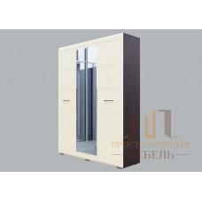 Модульная система №1 (ПХМ): Шкаф трехстворчатый (с зеркалом)