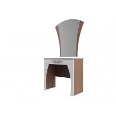 Стол туалетный + зеркало Лагуна- 7